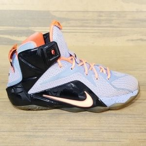 Nike Lebron 12 GS 'Easter' Sneakers
